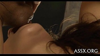 Wicked asian oral-service and shaving