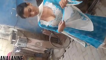 molten indian stunner uber-sexy udders cummed at her roughness