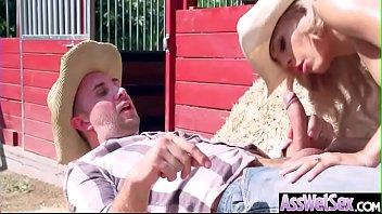 Anal Deep Sex With Big Round Ass Horny Girl (Luna Star) video-24
